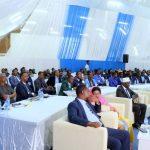 The Somalia judiciary annual conference opens today in #Mogadishu.